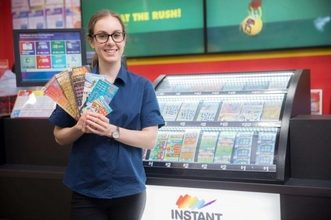 A Brisbane, Australia, man said he used his winnings from a minor lottery prize to buy a scratch-off ticket, but didn't discover for two weeks that the new ticket was a $200,000 winner. Photo courtesy of The Lott