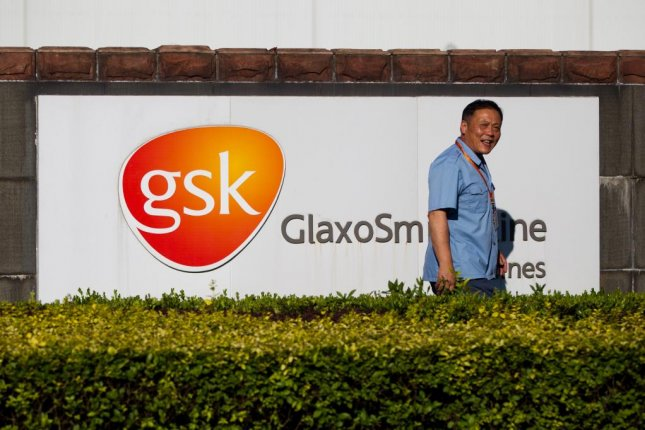 GSK is buying out Novartis's shares of their joint healthcare venture for $13 billion, the companies said Tuesday. File photo by Stringer/EPA-EFE