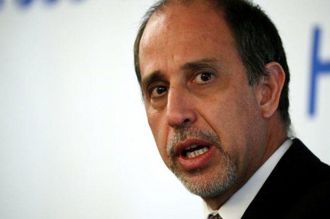 Tomas Ojea Quintana, U.N. special rapporteur on human rights, spoke in Seoul on Tuesday. File Photo by Jeon Heon-kyun/EPA-EFE