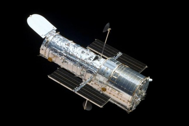 Hubble's Wide Field Camera 3 is offline due to hardware issues. Photo by NASA