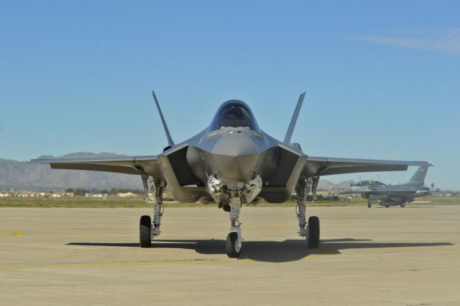 RUAG Australia will perform sustainment work for a number of F-35 components. Photo by U.S. Air Force