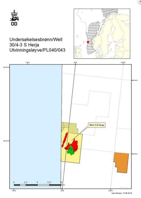 More gas found in North Sea