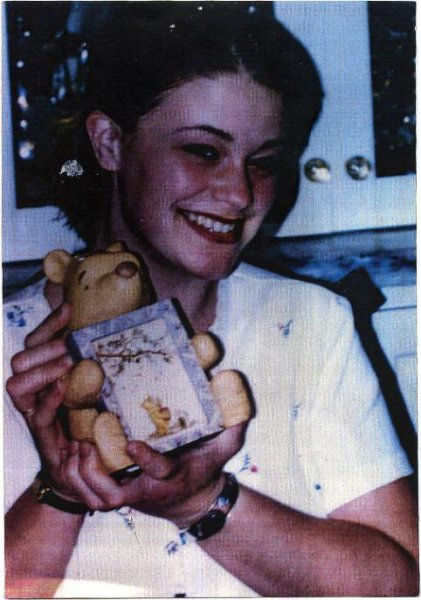 Jessica Baggen pictured at her 17th birthday party on May 3, 1996, hours before she disappeared. Photo courtesy of Alaska Department of Public SafetyAlaska
