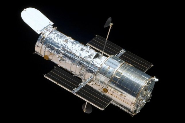 The Hubble Space Telescope is in safe mode after one of its gyroscopes failed. Photo by NASA/ESA