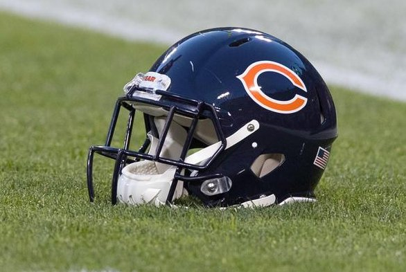 Photo courtesy of the Chicago Bears/Twitter