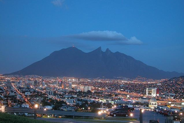 A view of Monterrey, Mexico, pictured in 2006. (Flickr/Robert Valencia)