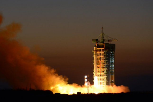 China launched the Dark Matter Particle Explorer satellite in 2015. Photo by Qu Jingliang/European Pressphoto Agency