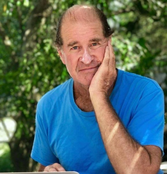 Australian Jmes Ricketson, 68, has been detained in Cambodia since June after he was arrested for flying a drone over anti-government protesters. Photo via James Ricketson/Facebook