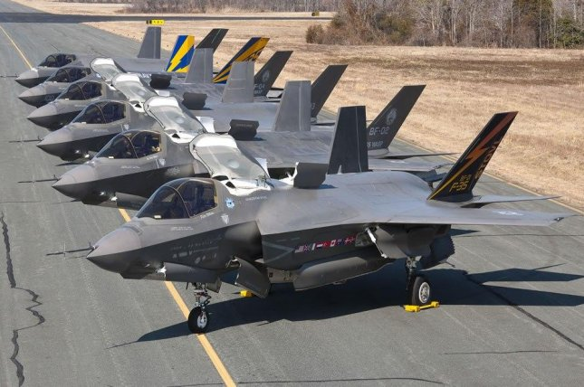 Israel Aerospace Industries is producing command, control, communications and computing systems for Israel's F-35 aircraft. Photo courtesy Lockheed Martin