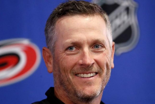 Carolina Hurricanes owner Tom Dundon committed $250 million to The Alliance of American Football and will serve as chairman of the league's board of directors. Photo courtesy of Carolina Hurricanes/Twitter