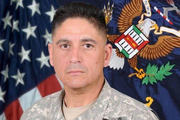 Command Sgt. Maj. Martin R. Barreras (USCENTCOM photo)