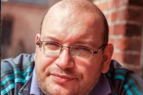 Jason Rezaian, Tehran correspondent for the Washington Post, has been detained by Iranian authorities since July 22, 2014. (Twitter)
