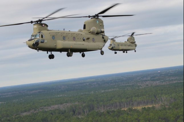 Boeing has secured an additional $308 million to build 12 CH-47F Chinooks for the Dutch military. Georgia Army National Guard Photo by Maj. Will Cox