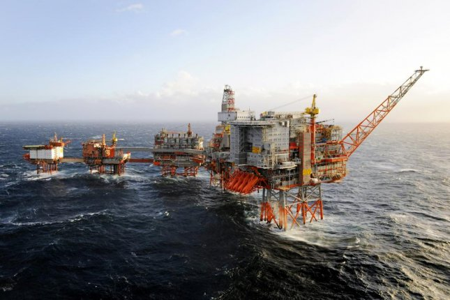 Norwegian energy company Aker BP said it's raising its production guidance for the year, but noted that some of its costs were moving in the opposite direction. Photo courtesy of Aker BP.