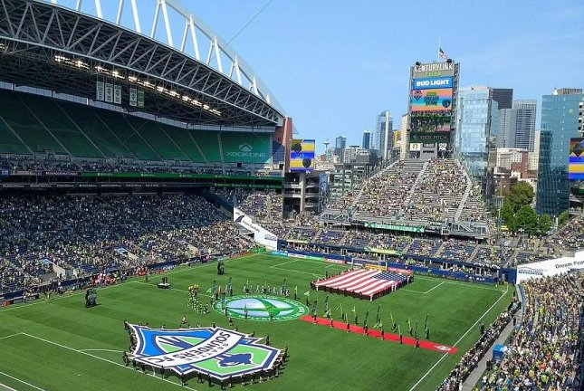 The Sounders and Toronto FC clash at 3 p.m. EST Sunday at CenturyLink Field in Seattle. Photo by Priyaranjan Pattnayak / Wikimedia Commons