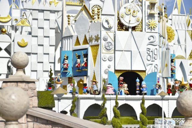 It's a Small World is profiled in the Disney+ series Behind the Attraction. Photo courtesy of Disney