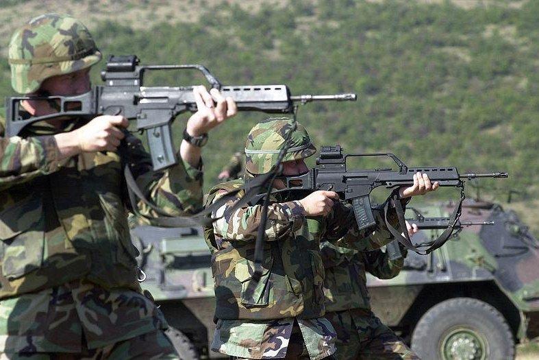 Lithuania procuring additional assault rifles - UPI com