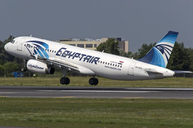 Investigators said Wednesday that the flight data recorder recovered from EgyptAir Flight MS804 indicates a possible on board fire in one of the lavatories and in the jetliner's avionics bay, beneath the flight deck. The other black box, the cockpit voice recorder, is in the process of being repaired. File Photo by Konwicki Marcin/Shutterstock