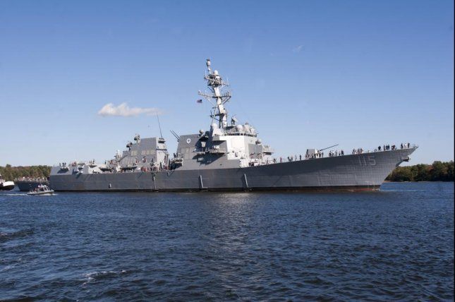 Once delivered, the future USS Rafael Peralta will serve as the U.S. Navy's 65th Arleigh Burke-class destroyer. Photo courtesy of U.S. Navy