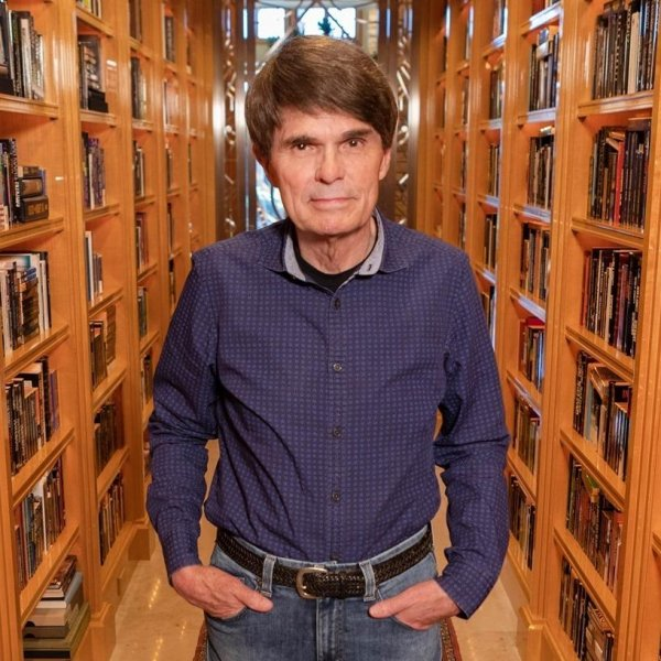 Dean Koontz is working with Amazon Publishing on the release of six new books. Photo courtesy of Dean Koontz/Facebook