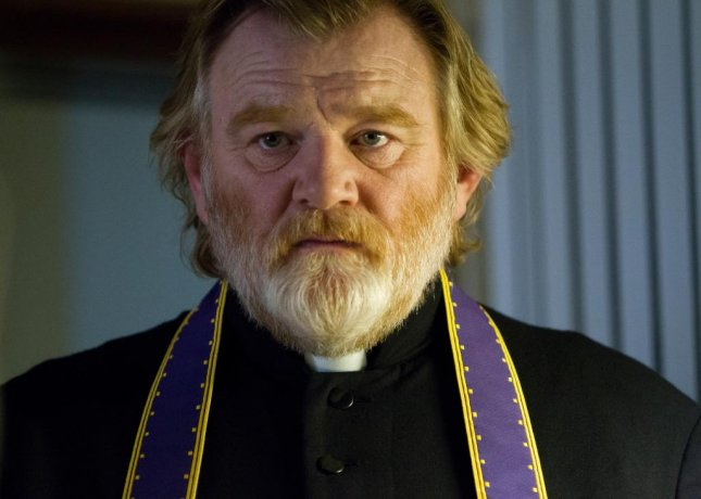Image of Brendan Gleeson in Calvary, courtesy of Fox Searchlight.