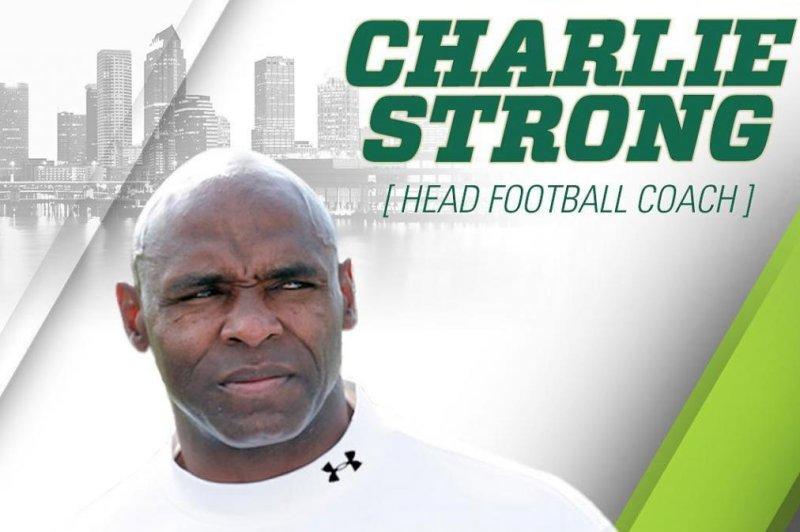 South Florida hires ex-Texas coach Charlie Strong - UPI.com