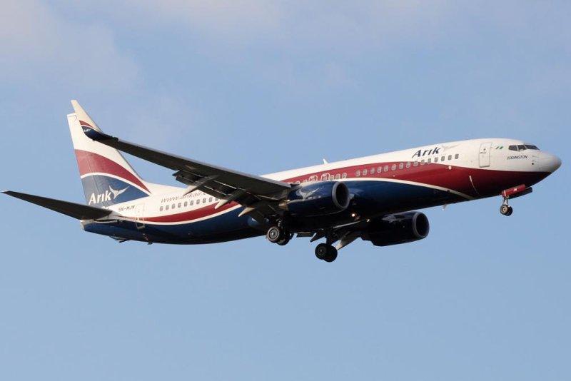 Arik Air plane. CC/Biggerben