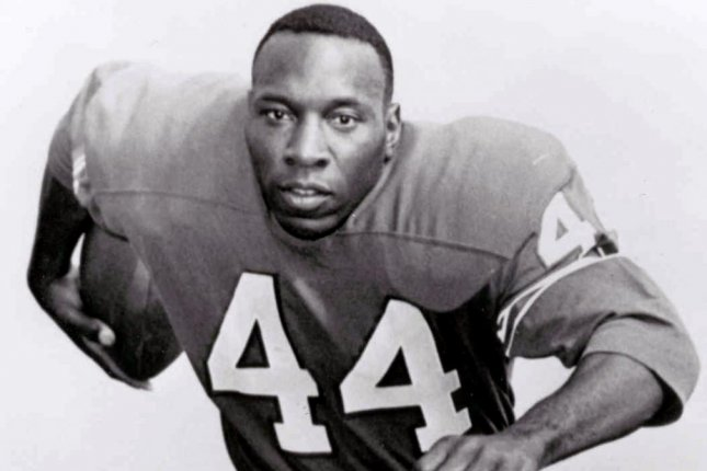Elbert Dubenion played his entire nine-year career for the Buffalo Bills. Photo courtesy of the Buffalo Bills