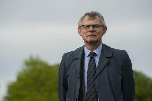 Martin Clunes is returning for a second season of Manhunt. Photo courtesy of ITV