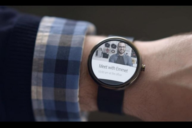 Google is promising a multitude of uses for the Android Wear, ranging from making calls and texting to monitoring your workout and controlling other Android devices. (Credit: Google)
