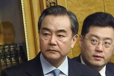 Chinese Foreign Minister Wang Yi, pictured in 2013. (CC/Voice of America)