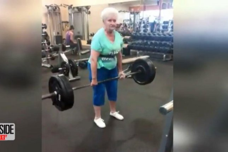 Watch: Grandmother becomes champion deadlifter - UPI com