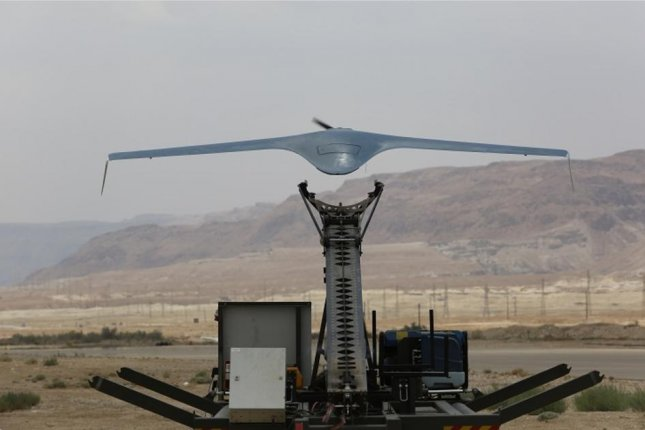 IAI's latest contract includes deliveries of ground system sensors as well as unmanned aerial vehicles,which it will deliver to an unnamed country in South America. Photo courtesy of Israel Aerospace Industries
