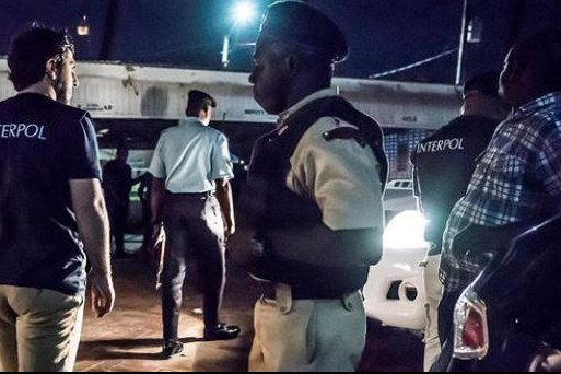 Interpol announced the arrests ion Monday of 22 people and the resucue of nearly 350 people involved in sex trafficking and forced labor. The investigation centered in Caribbean countries. Photo courtesy of Interpol