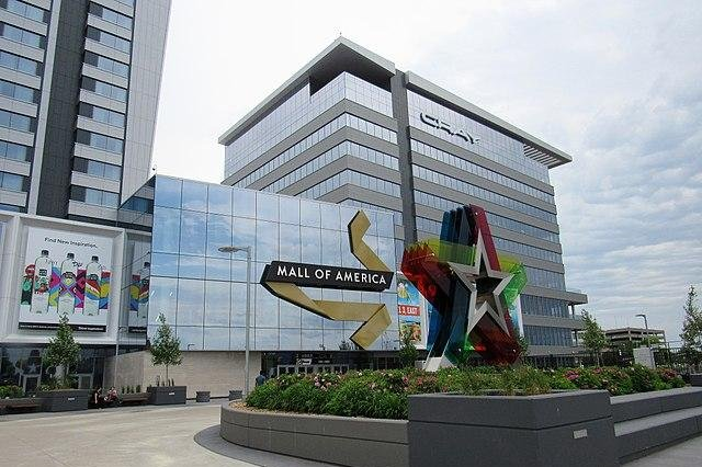 Mall of America has become current on its loan after missing months of payments due to economic fallout of the COVID-19 pandemic. File Photo by Farragutful/Wikimedia Commons
