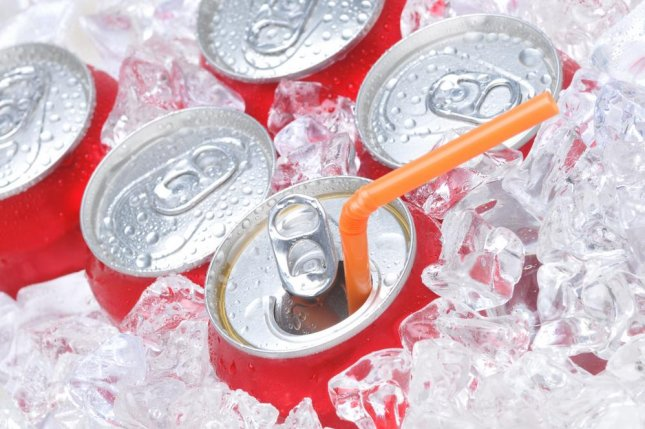 Previous studies have linked daily consumption soft drinks to increased risk for heart disease, diabetes, fatty liver disease and stroke. Photo by Steve Cukrov/Shutterstock