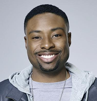 Photo of MacGyver co-star Justin Hires, courtesy of CBS.