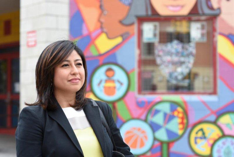 Cristina Jiménez Moreta is among 24 people the MacArthur Foundation awarded $625,000 grants to in 2017. Photo courtesy the MacArthur Foundation