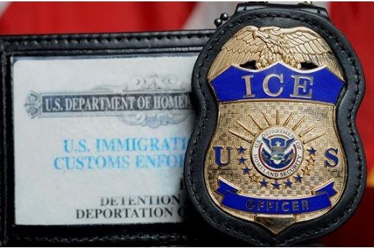 U.S. Immigration and Customs Enforcement agents have arrested the father of a rape suspect in Rockville, Md., after he was found to be in the country illegally. Photo courtesy of ICE