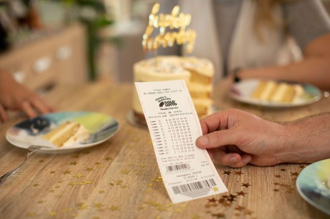An Australian woman said the numbers that earned her a $700,000 lottery ticket came to her in a dream 15 years earlier. Photo courtesy of The Lott