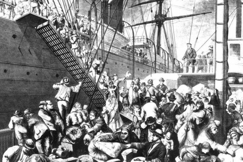 largest human migration