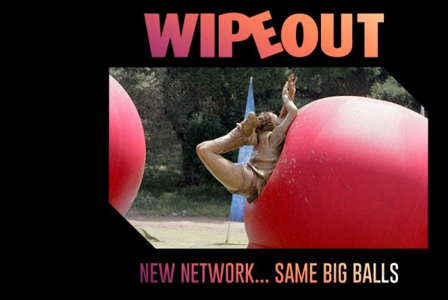 A new season of Wipeout is in the works. Image courtesy of TBS