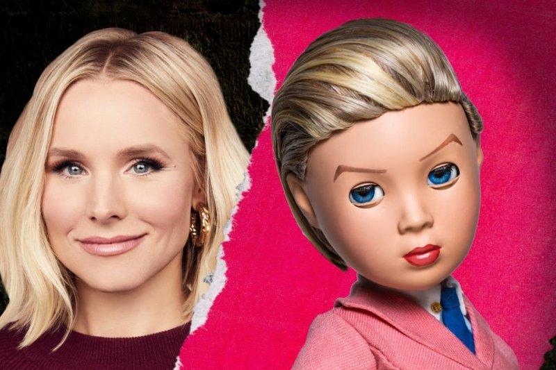 Kristen Bell, Melissa Villasenor are baby dolls in 'Ultra City Smiths'