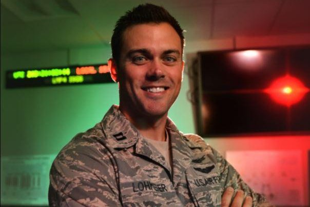 Republicans in Congress supported Lt. Col. Matthew Lohmeier after he was relieved of command by the U.S. Space Force for writing a book implying a Marxist infiltration of the military. Photo courtesy of Buckley Air Force Base, Colo.