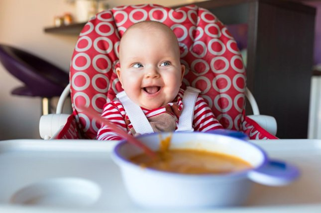 While maternal diet has an effect on the formation of an infant's microbiome, the transition from breastfeeding to food may be an overriding influence. Photo by Patryk Kosmider/Shutterstock