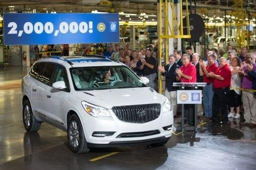 GM to Cut 1100 Jobs From SUV Plant in Mich.