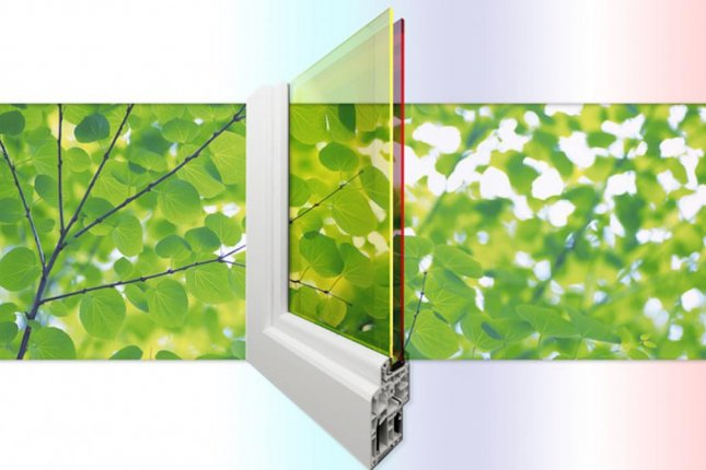 New solar panel windows could lower the cost of solar electricity. Photo by LANL