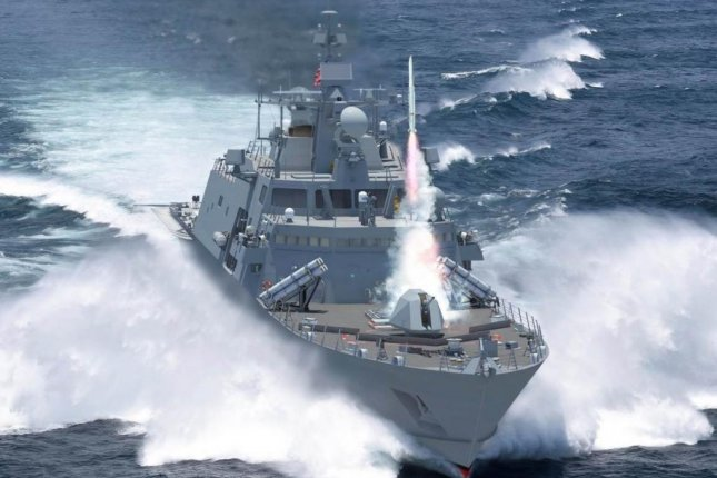 Navy awards contracts for guided-missile frigate design