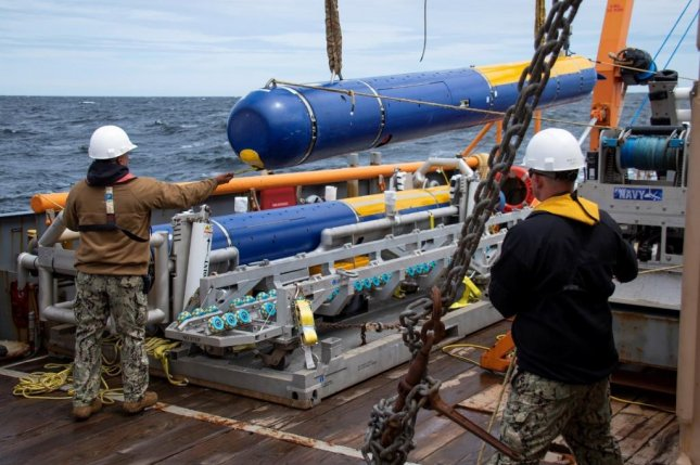 GenDyn contracted for Knifefish UUV production after approval from Navy