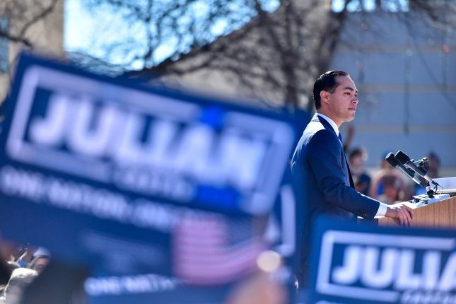 Julián Castro, former mayor of San Antonio and the former secretary of Housing and Urban Development announced his presidential campaign in January. File Photo by Robin Jerstad for The Texas Tribune